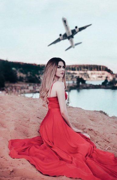Юлия Пушман слив фото