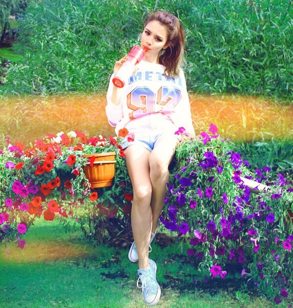ютуберша Мария Вэй 18+ слив фото