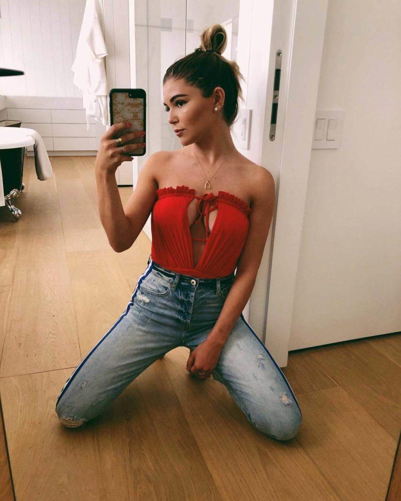 Olivia Jade слив фото и видео эротика sexy erotic photo